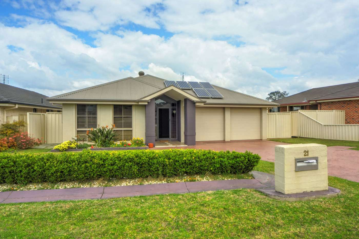 Main view of Homely house listing, 21 Correa Court, Worrigee, NSW 2540