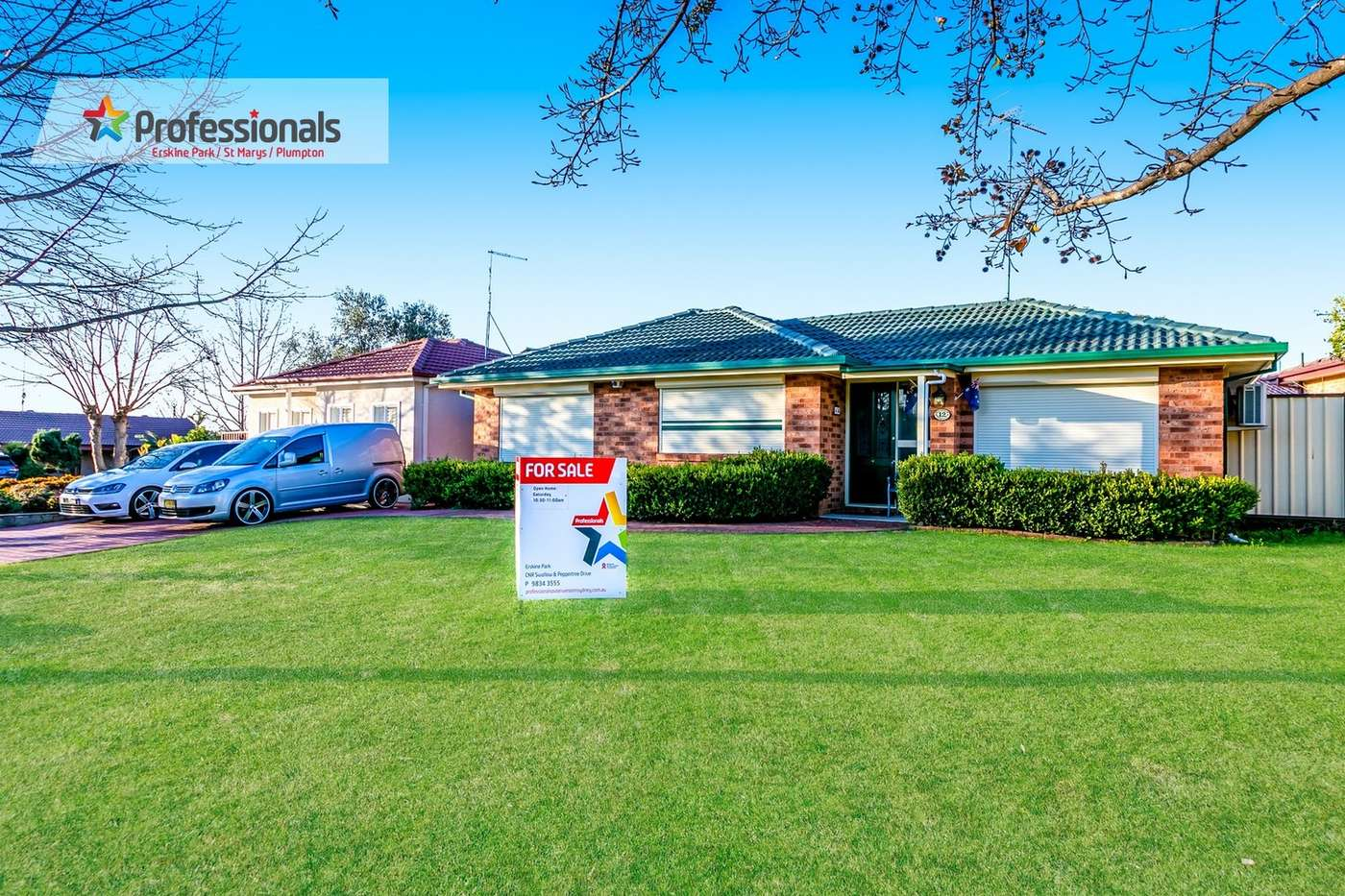 Main view of Homely house listing, 12 Horseshoe Circuit, St Clair, NSW 2759