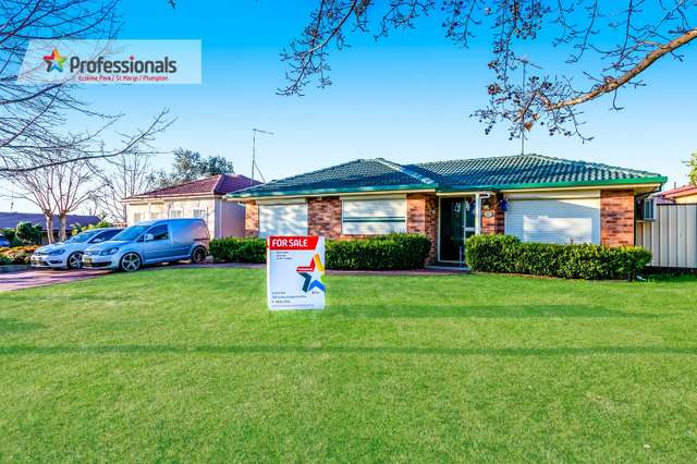 12 Horseshoe Circuit, St Clair NSW 2759
