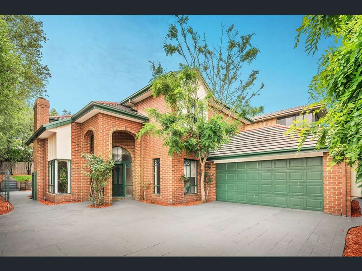 Main view of Homely house listing, 86 Oaktree Rise, Lysterfield, VIC 3156