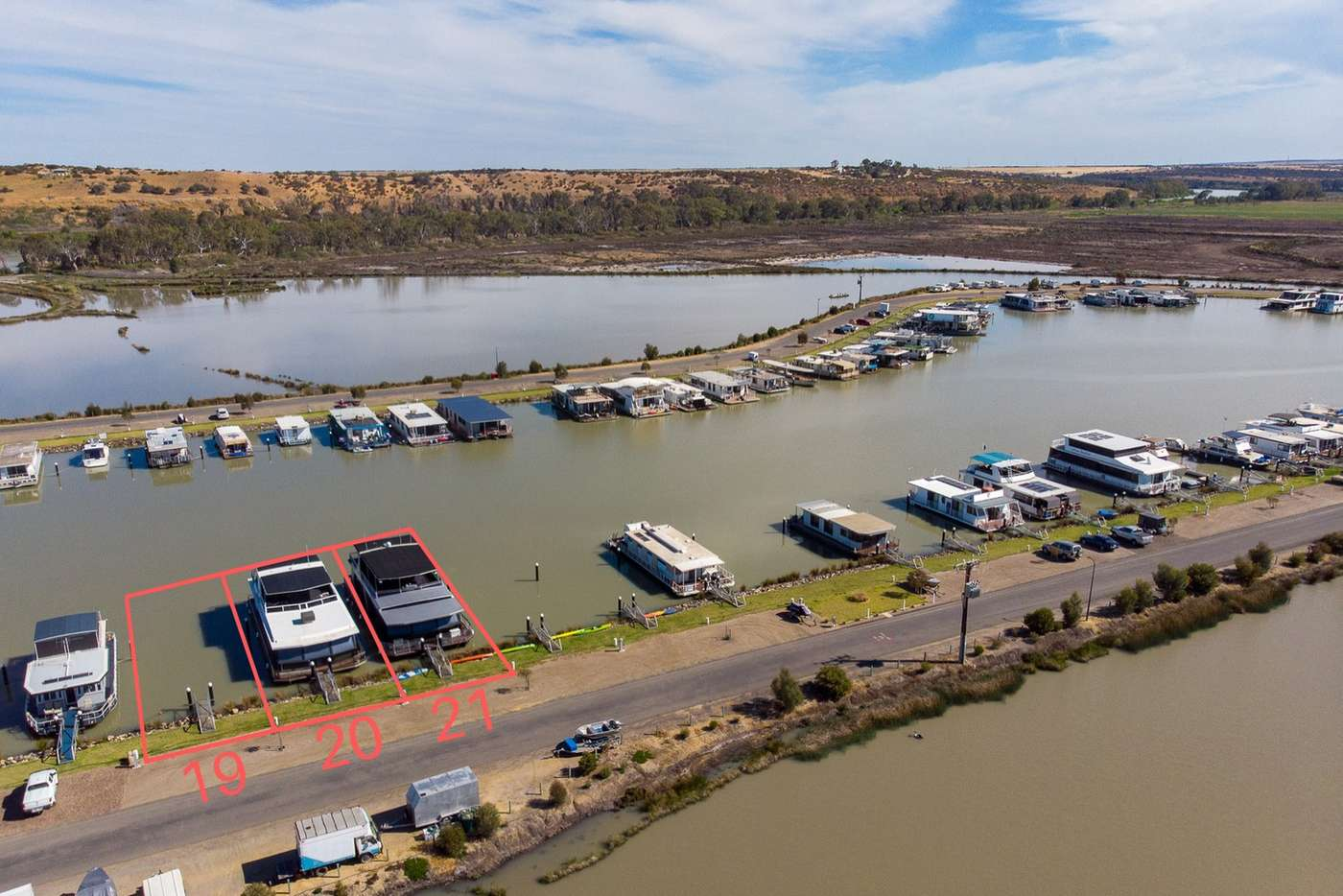 Main view of Homely residentialLand listing, Lots 19, 20, 21 Pelican Drive, Mannum SA 5238