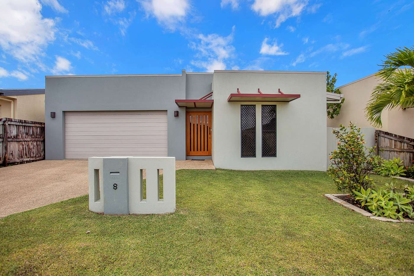 Main view of Homely house listing, 8 Rosemoor Court, Glenella, QLD 4740