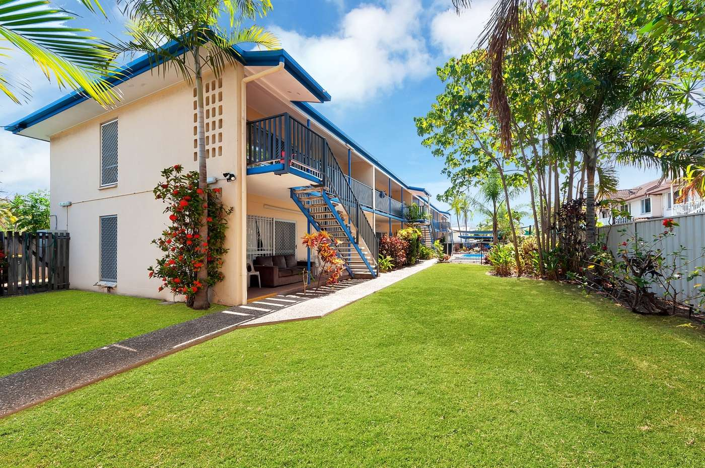 Main view of Homely apartment listing, 4/71 Pease Street, Manoora, QLD 4870