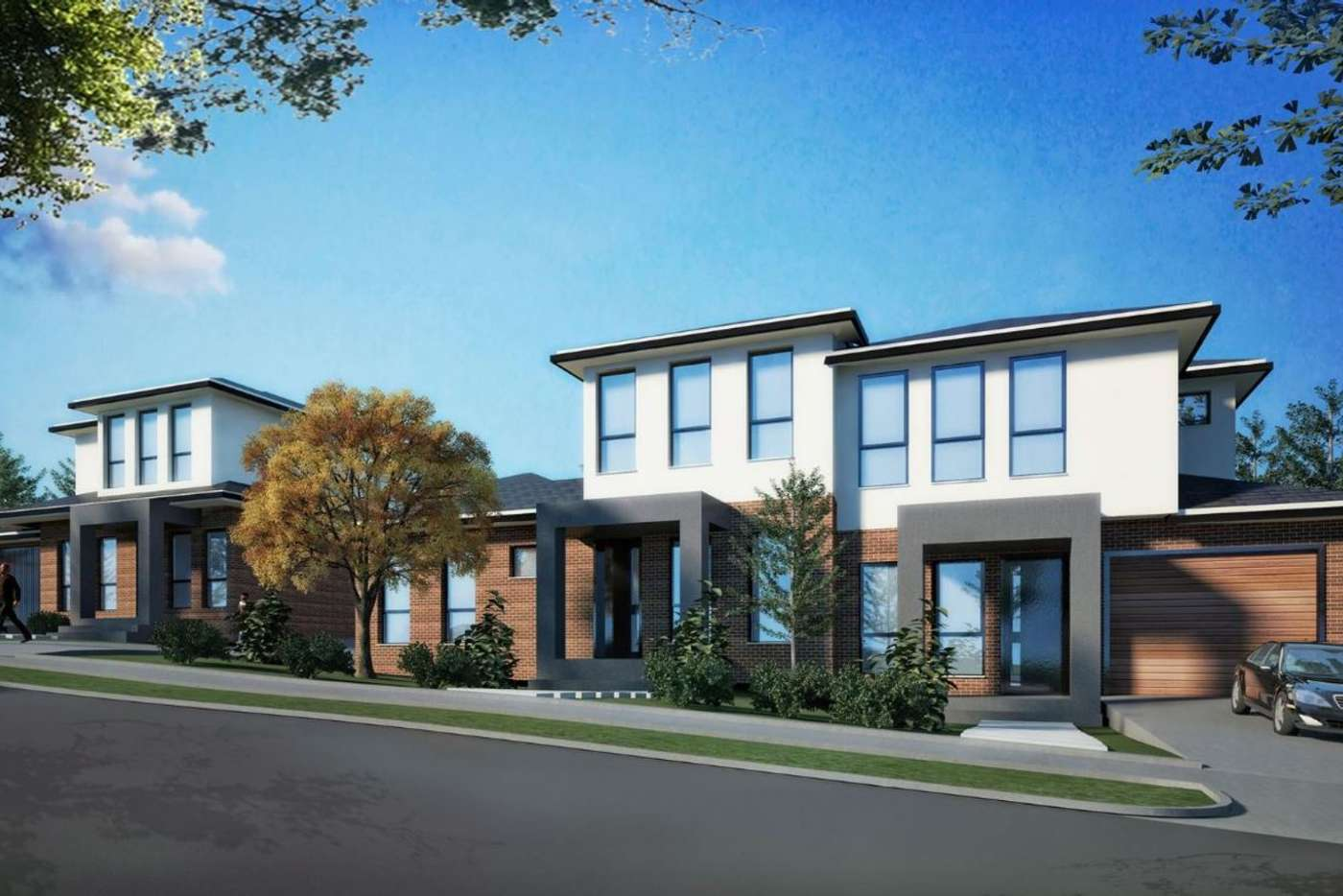 Main view of Homely townhouse listing, Lot 3/10-12 Medhurst Street, Burwood East VIC 3151