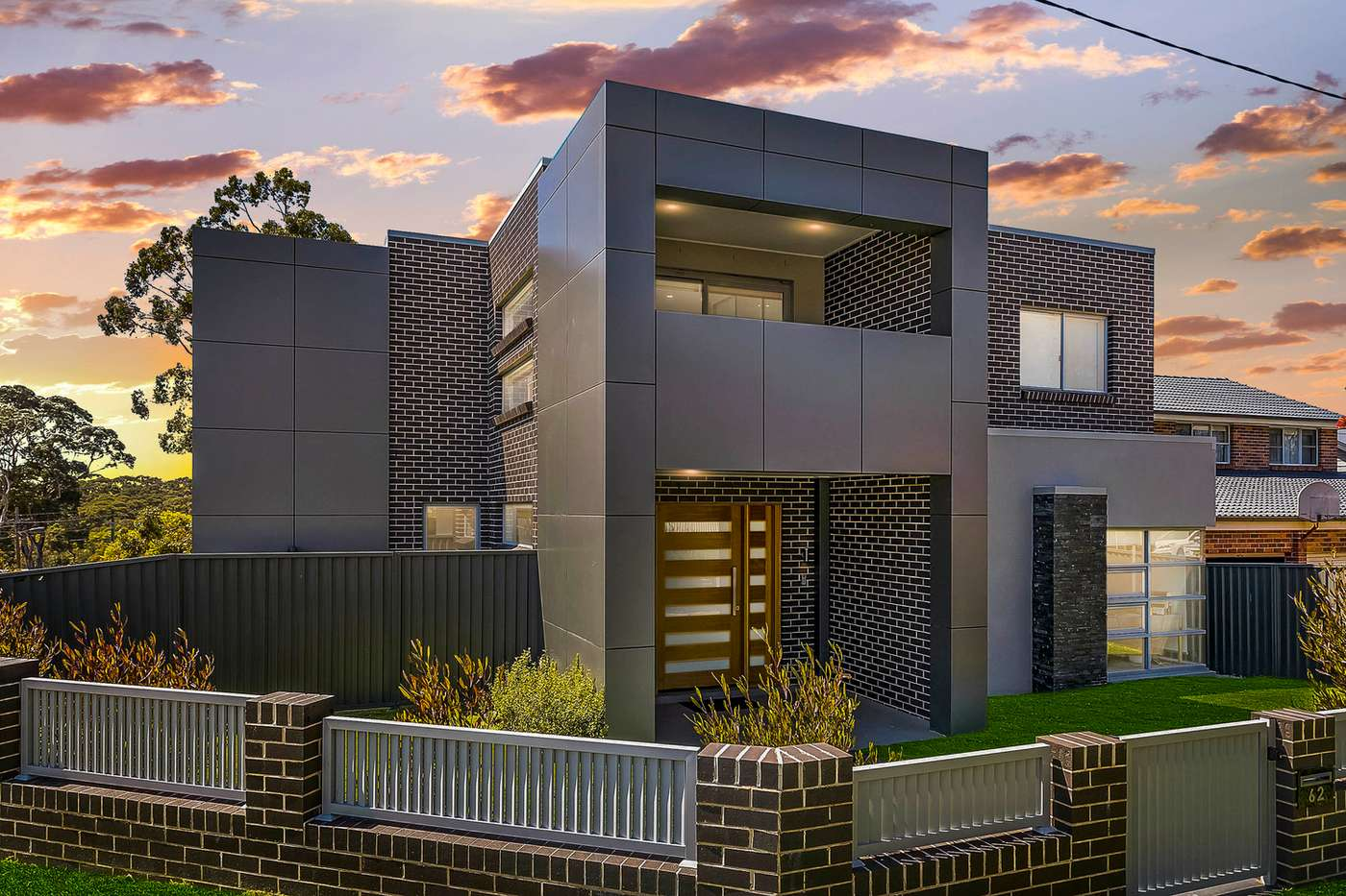 Main view of Homely semidetached listing, 62 Thomas Street, Picnic Point, NSW 2213