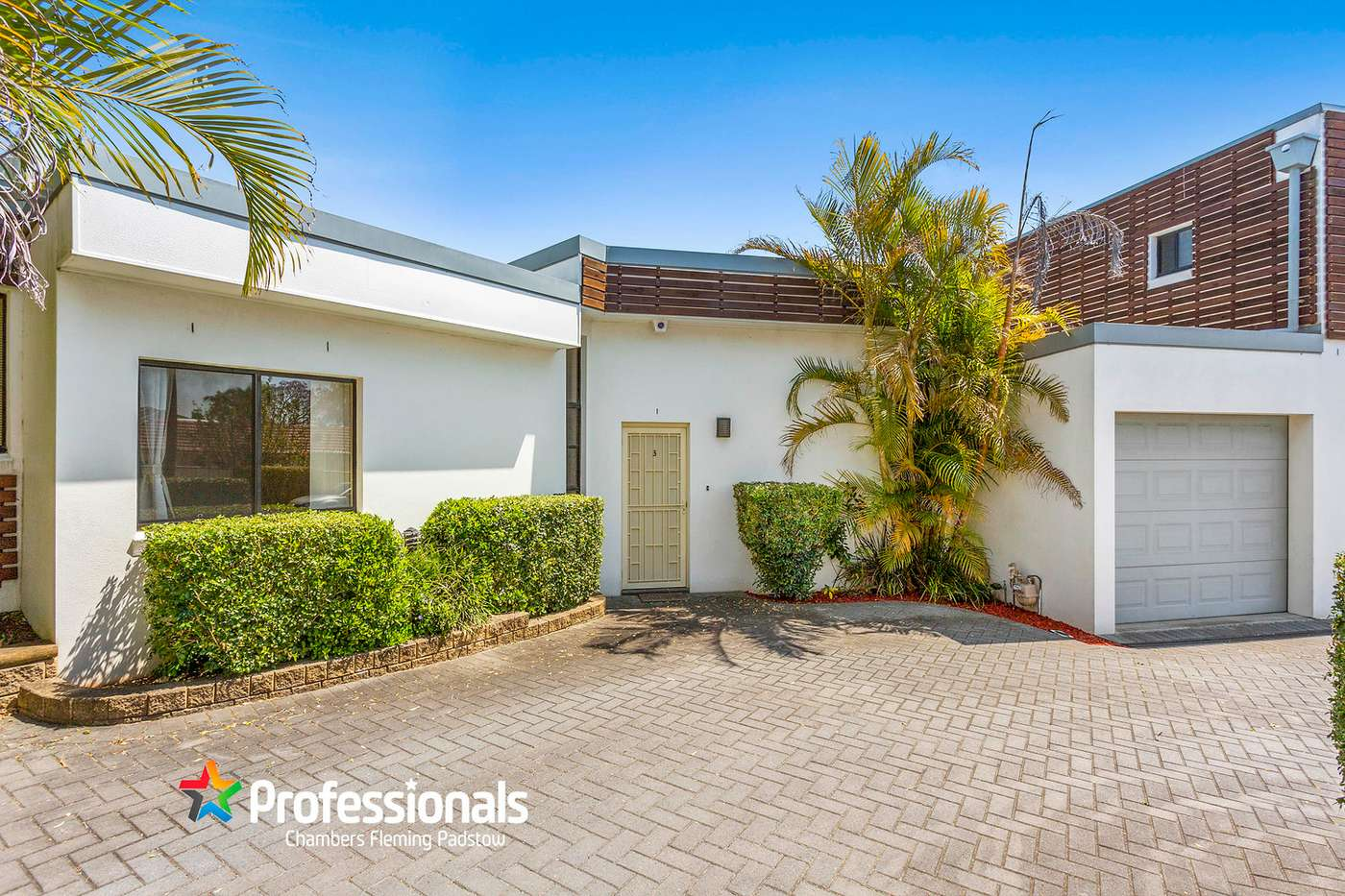 Main view of Homely villa listing, 3/33 Hardy Avenue, Riverwood, NSW 2210