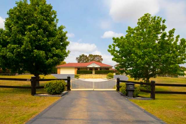 265 Aberglasslyn Road, Aberglasslyn NSW 2320