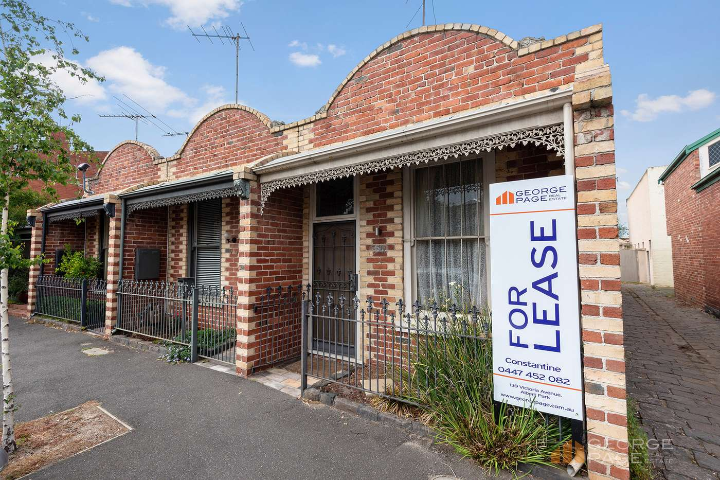 Main view of Homely house listing, 58 Brooke Street, Albert Park, VIC 3206