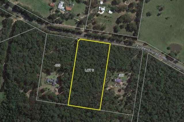 LOT 6/DP1045874 Turpentine Road, Tomerong NSW 2540