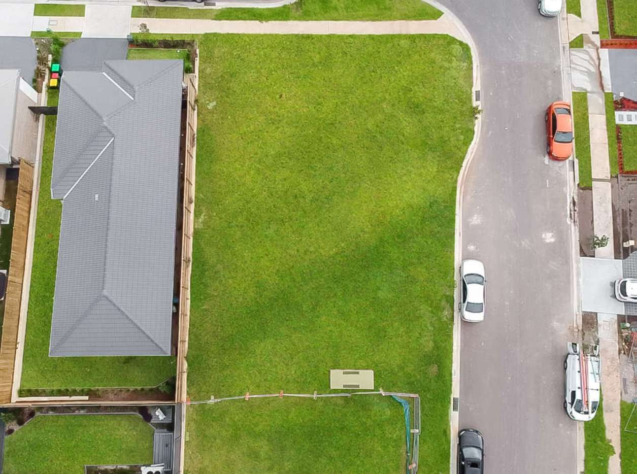 Main view of Homely  listing, 1 Chesham Avenue, Oran Park, NSW 2570