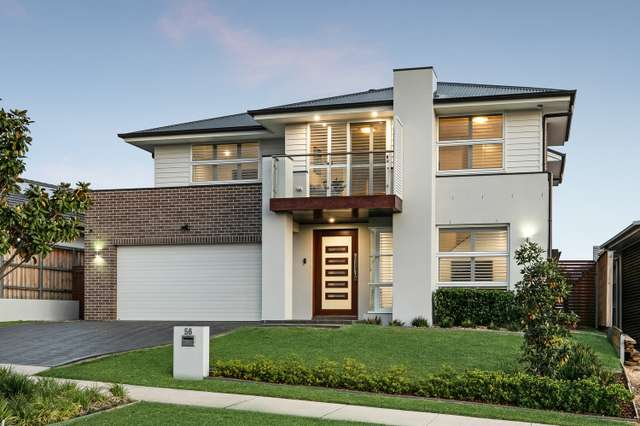 56 Lillydale Avenue, Gledswood Hills NSW 2557