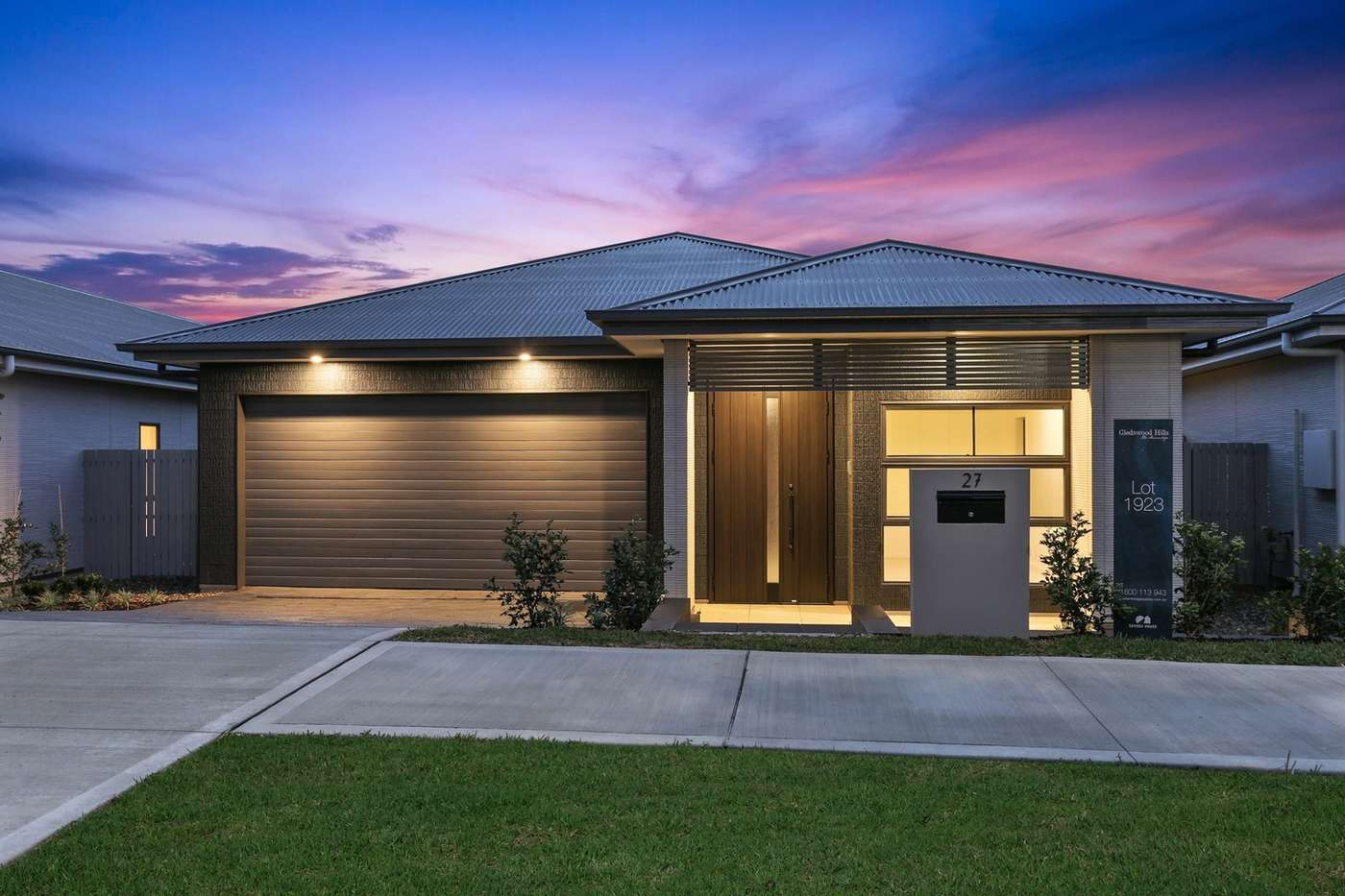 Main view of Homely house listing, 27 Brewerton Close, Gledswood Hills, NSW 2557