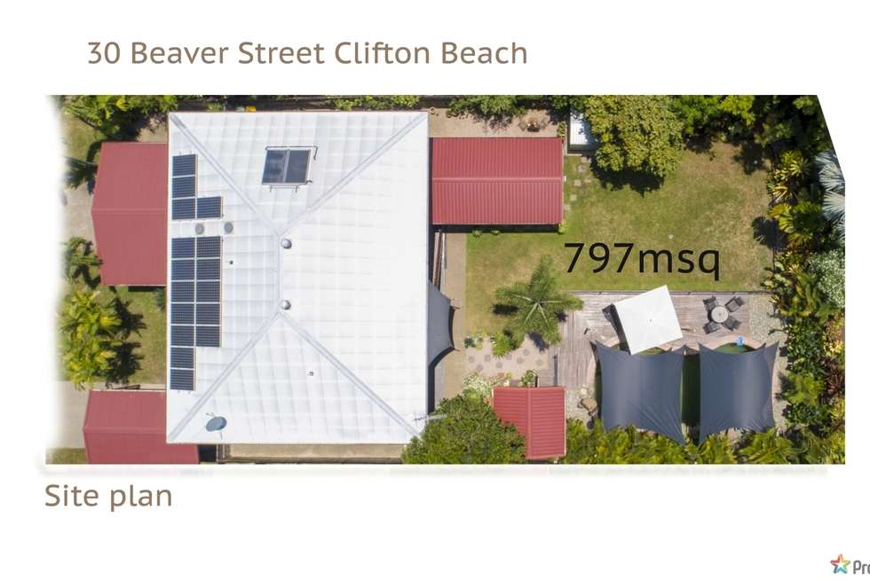 Third view of Homely house listing, 30 Beaver Street, Clifton Beach QLD 4879