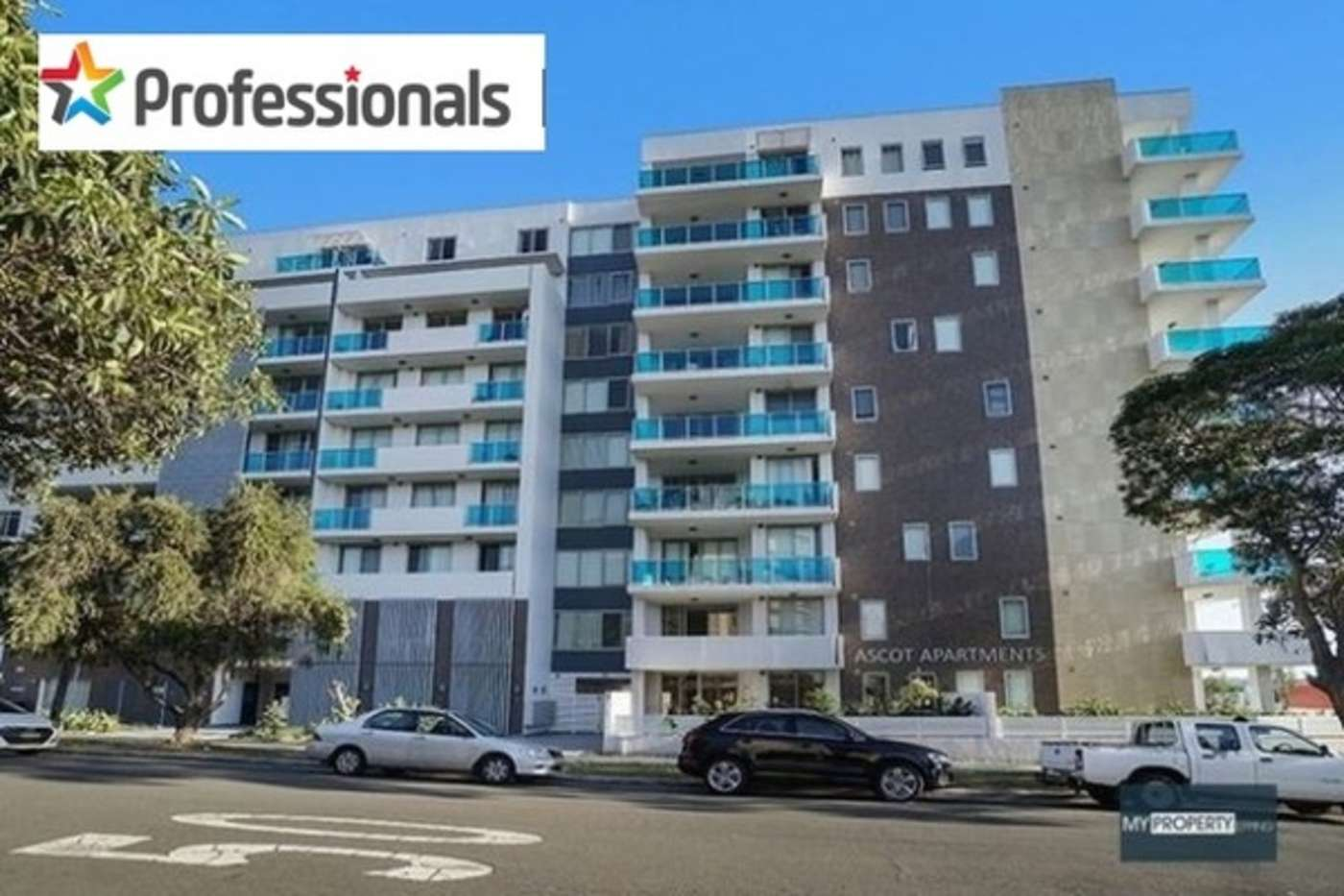 Main view of Homely unit listing, 908/3-5 Weston Street, Rosehill, NSW 2142