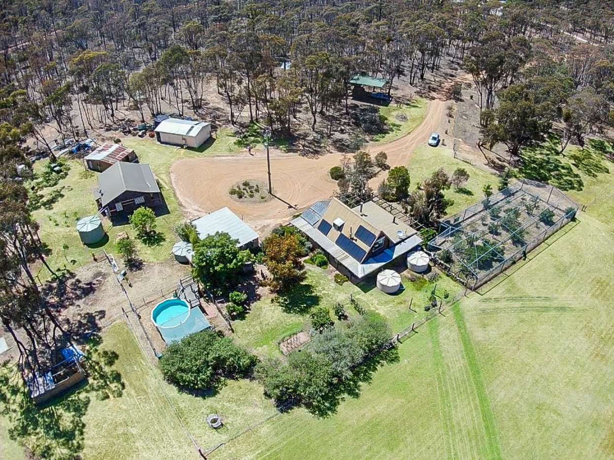 Main view of Homely rural listing, 191 Taggart Drive, Daisy Hill, VIC 3465
