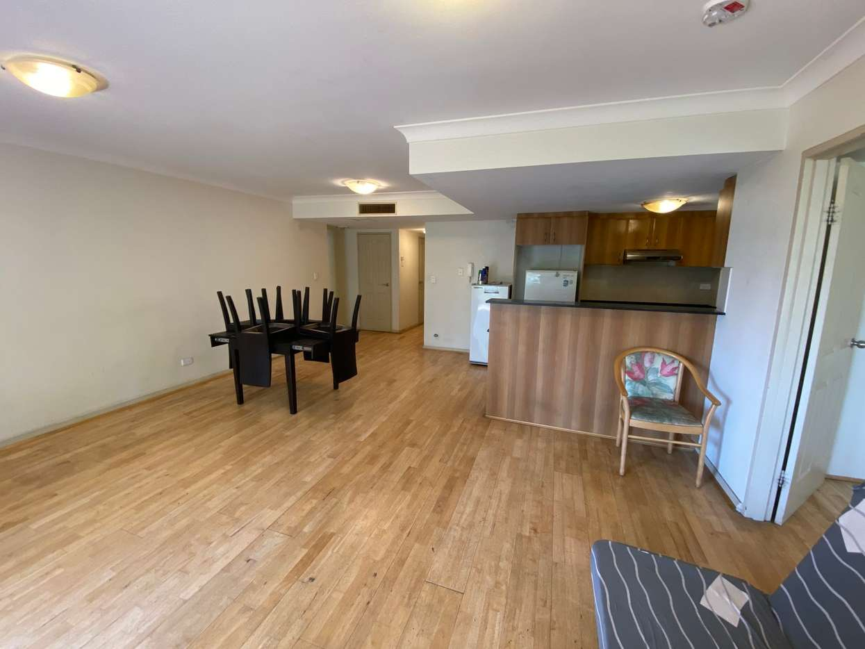 Main view of Homely apartment listing, 1/1-4 The Crescent Crescent, Homebush, NSW 2140