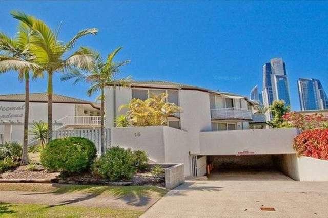 6/15 Weemala Street, Chevron Island QLD 4217