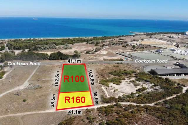 Lot 30 Cockburn Road, North Coogee WA 6163