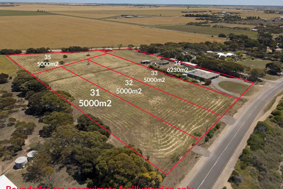 Third view of Homely residentialLand listing, Lots 31, 32 & 33 Sultana Point Road, Edithburgh SA 5583