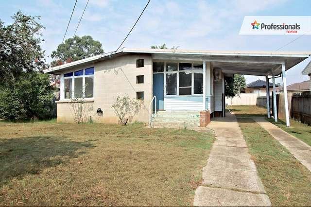 45 Dampier Crescent, Fairfield West NSW 2165