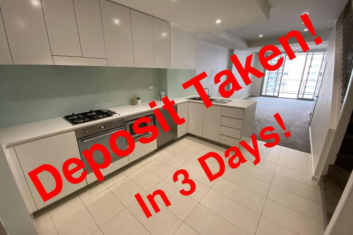 Main view of Homely apartment listing, 509B/8 Bourke Street, Mascot NSW 2020