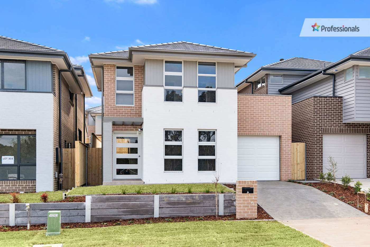 Main view of Homely house listing, 33 Thorpe Way, Box Hill NSW 2765