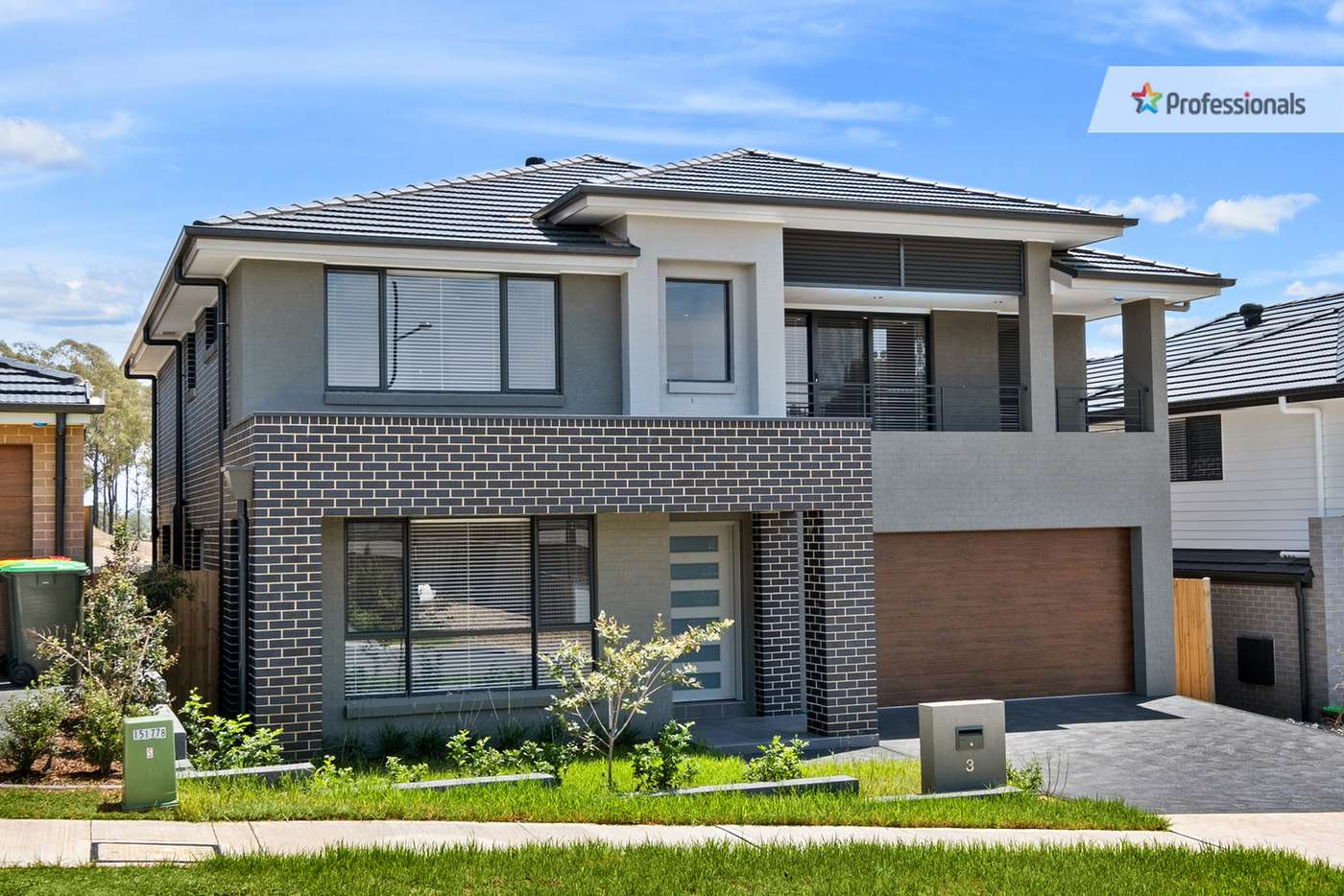 Main view of Homely house listing, 3 Corvus Way, Box Hill NSW 2765