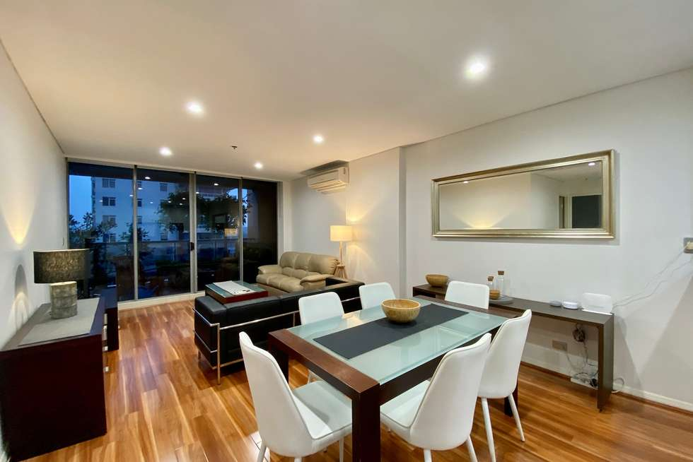 Second view of Homely apartment listing, 1305/6 Lachlan Street, Waterloo NSW 2017