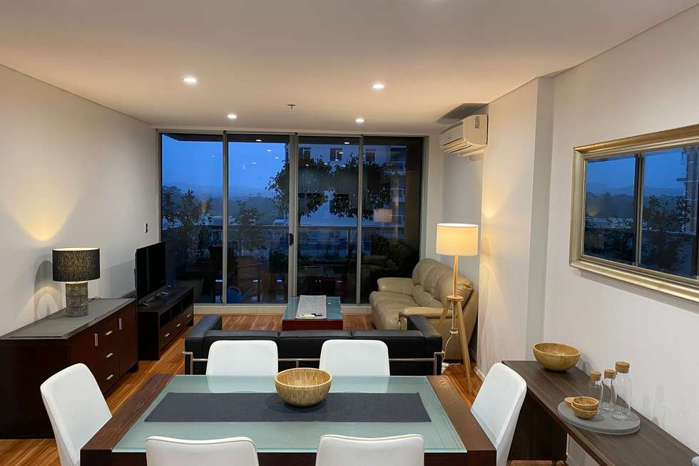 Third view of Homely apartment listing, 1305/6 Lachlan Street, Waterloo NSW 2017