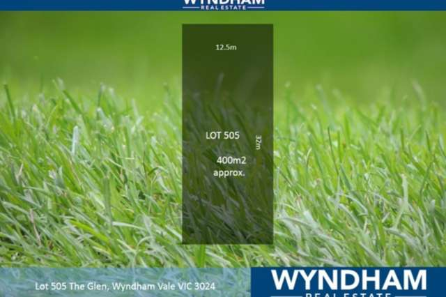 LOT Lot/505 Hirata Boulevard, Wyndham Vale VIC 3024