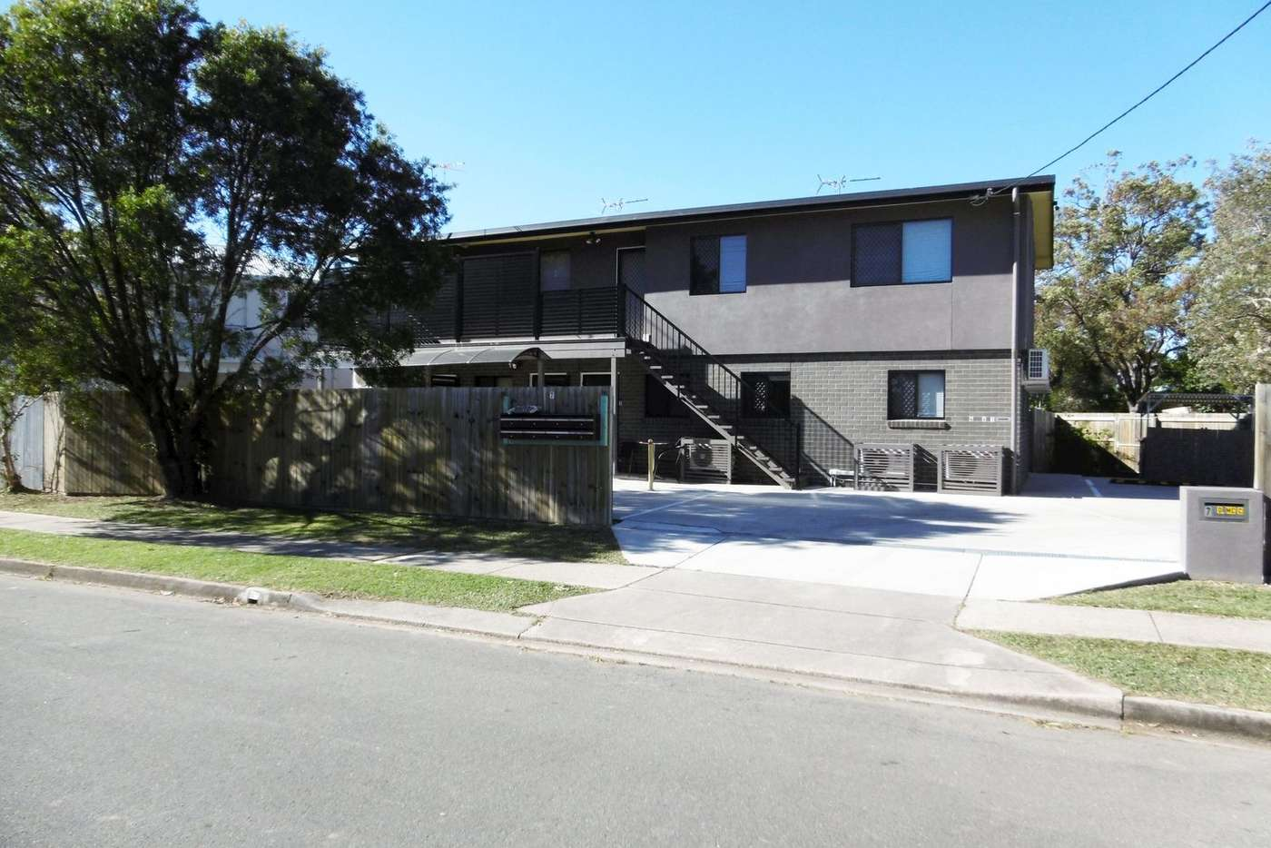 Main view of Homely unit listing, 8 & 9/7 Railway Parade, Caboolture QLD 4510