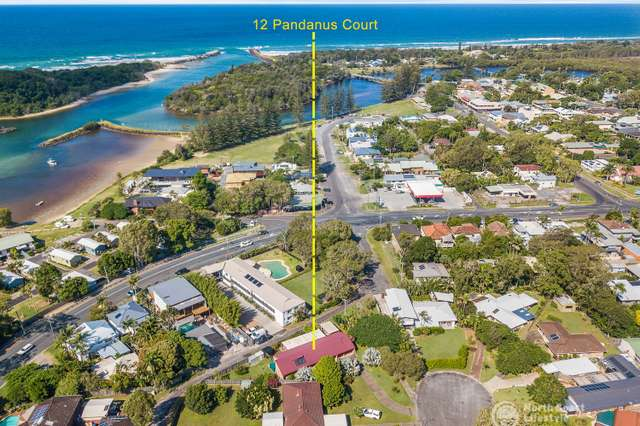 12 Pandanus Court, Brunswick Heads NSW 2483