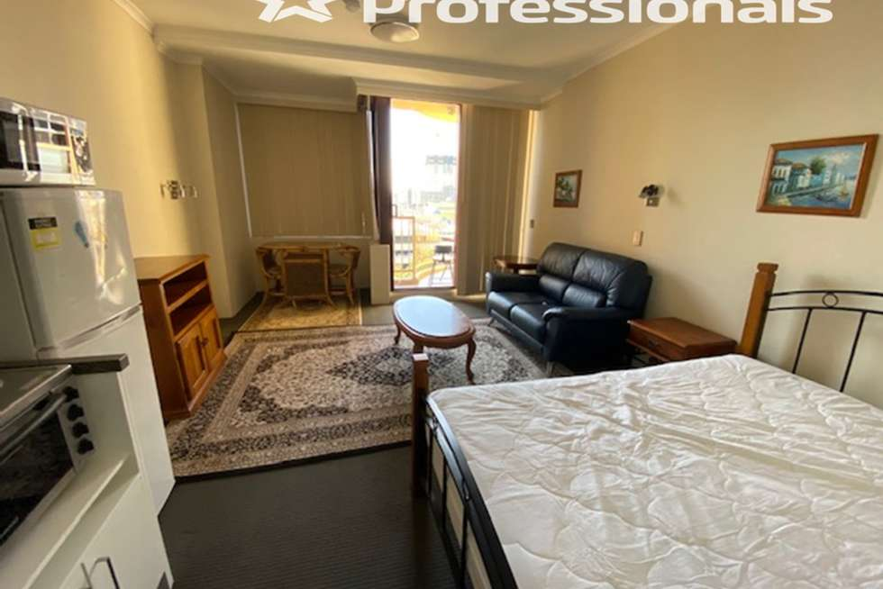 Third view of Homely studio listing, 125/22 Great Western Highway, Parramatta NSW 2150