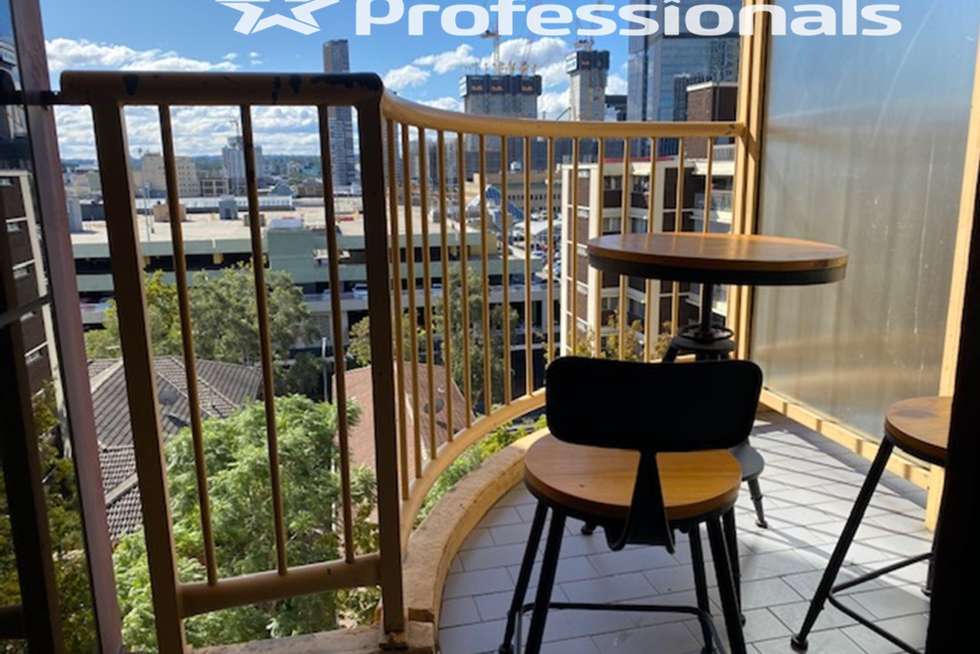 Fourth view of Homely studio listing, 125/22 Great Western Highway, Parramatta NSW 2150