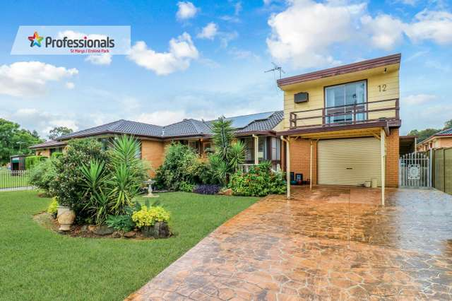 12 Buckland Road, St Clair NSW 2759