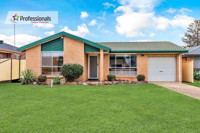 9 Kalambo Place, St Clair NSW 2759