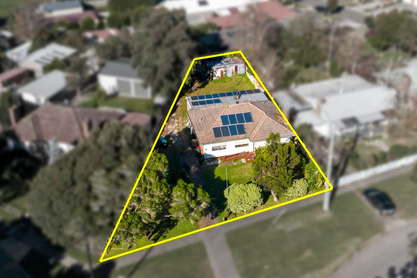 Main view of Homely house listing, 58 Albert Road, Drouin VIC 3818
