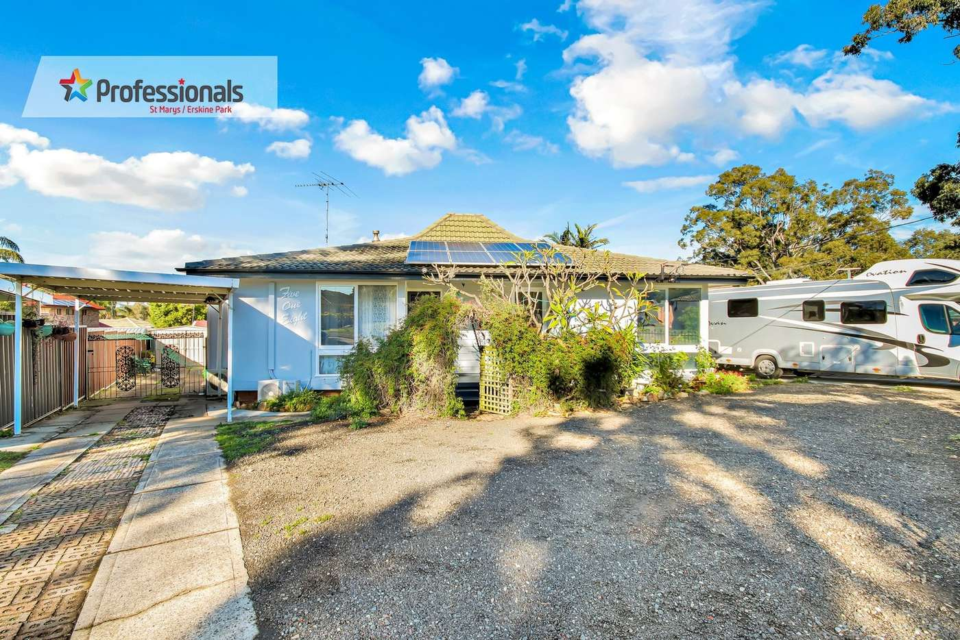 Fifth view of Homely house listing, 518 Luxford Road, Shalvey NSW 2770