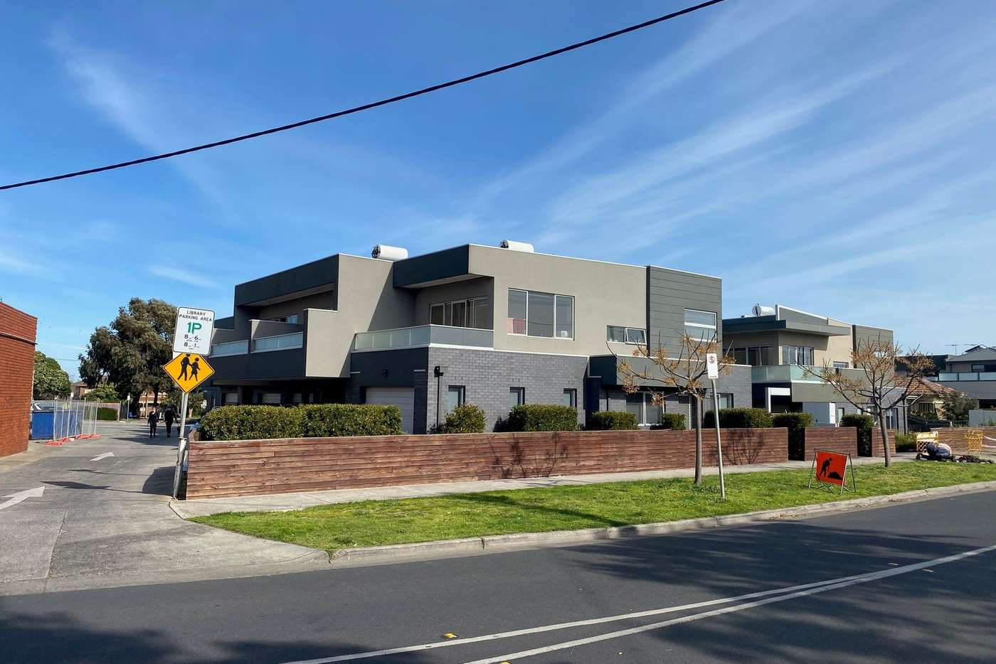 Main view of Homely townhouse listing, 3/1 Gladstone Parade, Glenroy VIC 3046
