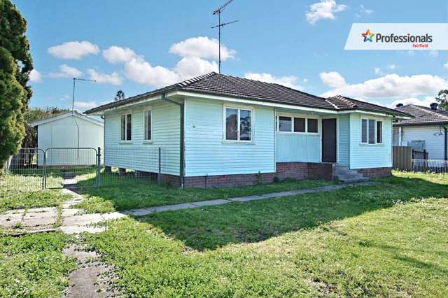 12 Shamrock Street, Smithfield NSW 2164