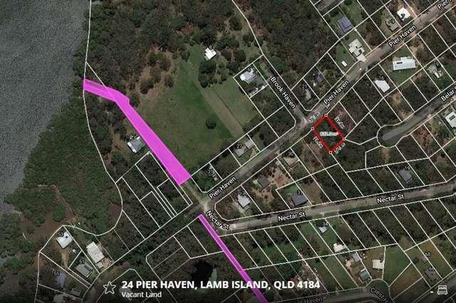 24 Pier Haven, Lamb Island QLD 4184