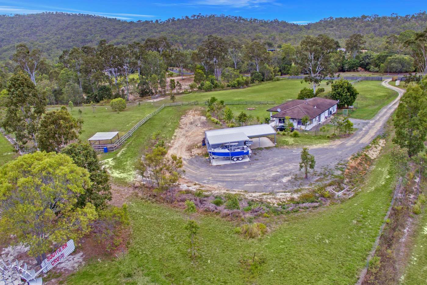 Main view of Homely acreageSemiRural listing, 55 Cardinia Boulevard, Speewah QLD 4881