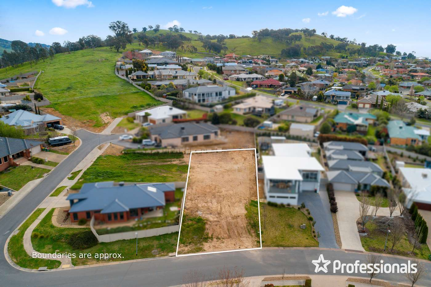 Main view of Homely residentialLand listing, 35 Clarendon Avenue, Wodonga VIC 3690