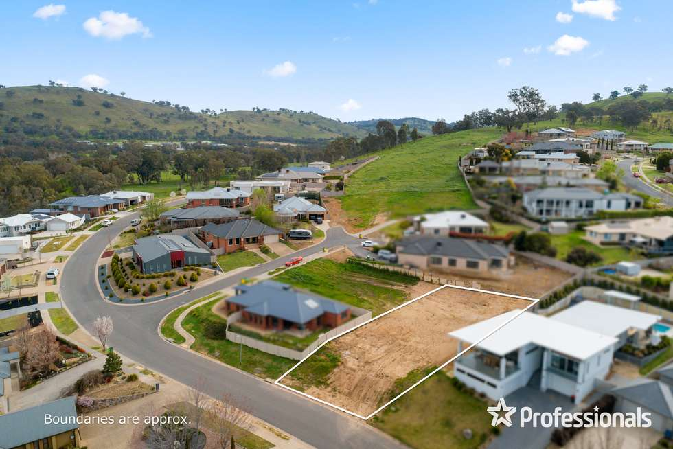 Second view of Homely residentialLand listing, 35 Clarendon Avenue, Wodonga VIC 3690