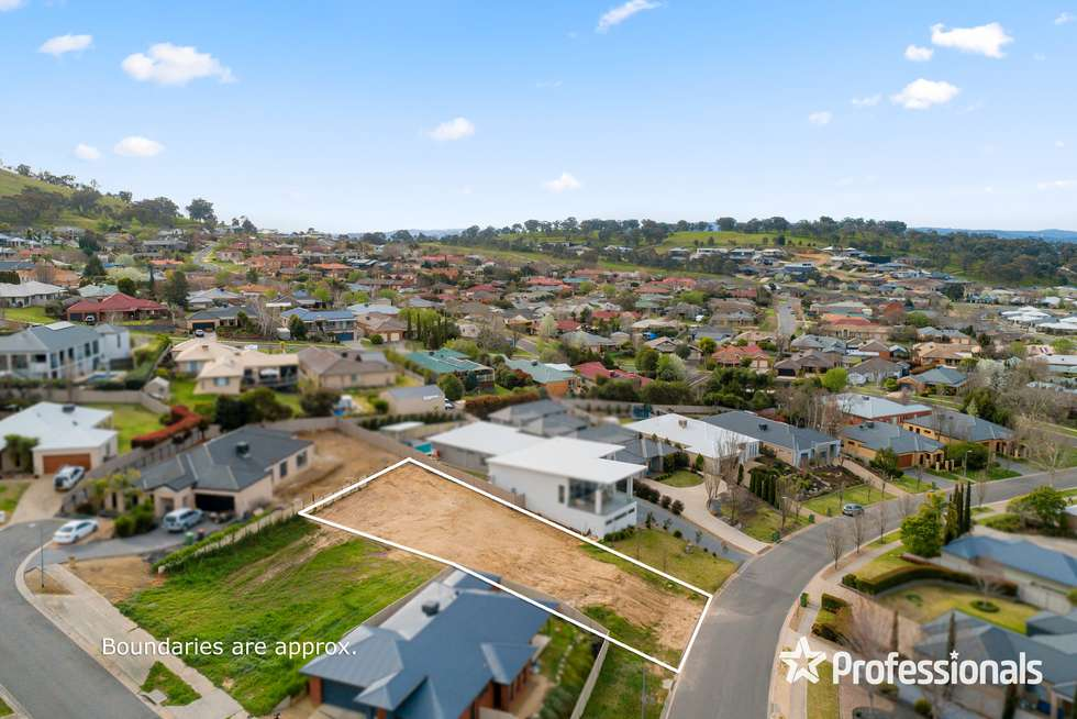 Third view of Homely residentialLand listing, 35 Clarendon Avenue, Wodonga VIC 3690