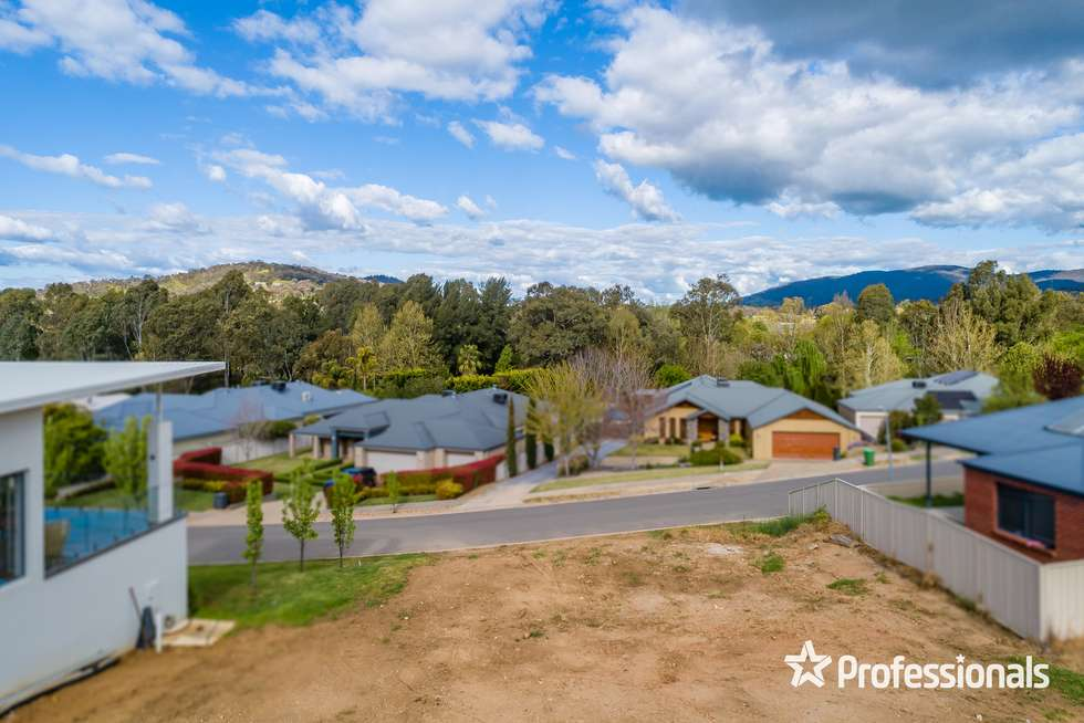 Fifth view of Homely residentialLand listing, 35 Clarendon Avenue, Wodonga VIC 3690