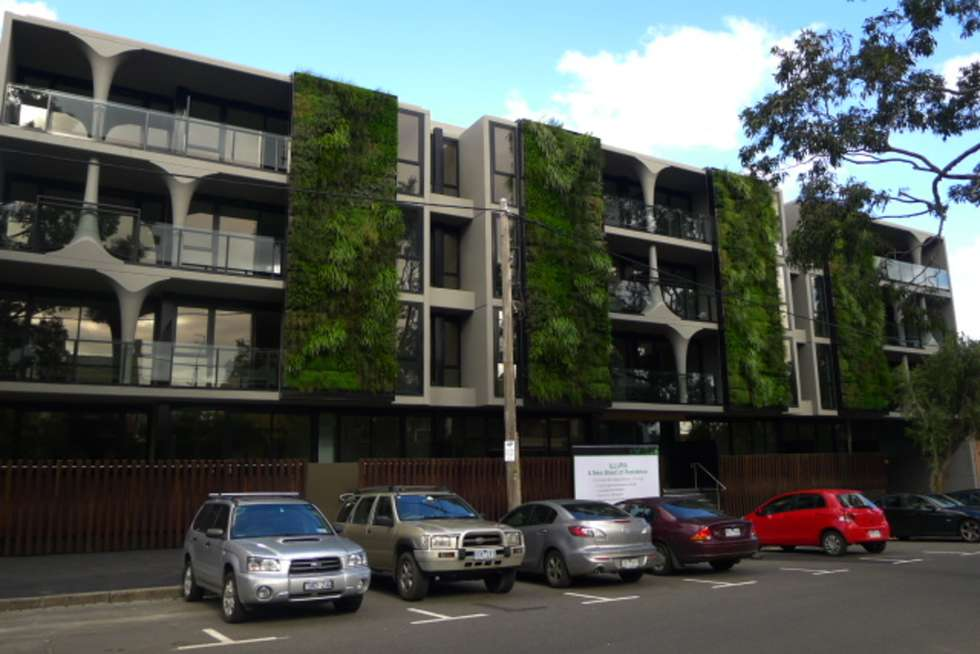 Second view of Homely apartment listing, 106/87 Roden Street, West Melbourne VIC 3003