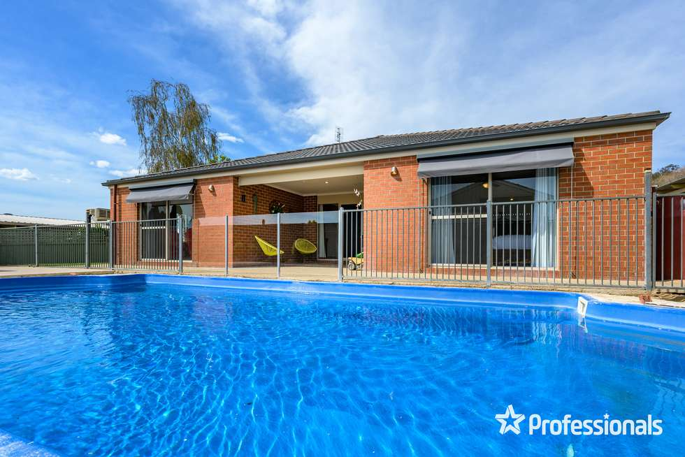 Second view of Homely house listing, 15 Scarborough Drive, Wodonga VIC 3690