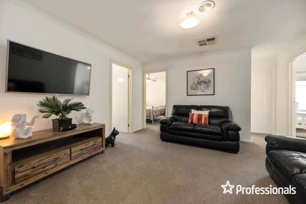 Third view of Homely house listing, 15 Scarborough Drive, Wodonga VIC 3690