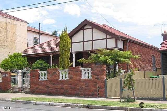 243 Livingstone Road, Marrickville NSW 2204